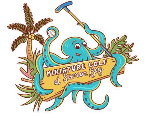 Placencia Belize Mini Golf